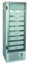 SCHA 401   Fiókos hűtővitrin