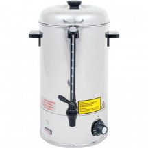 Borforraló ital melegentartó adagoló, 20 literes