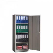 LIGHT 1400/600 NEW 1400 mm magas könnyű tárolószekrény, 3 polccal