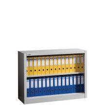 OPEN 900/1200 Nyitott szekrény 1 polccal
