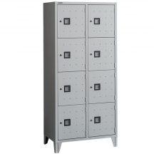 JUMBO BOX 2/8 8 rekeszes értékmegőrző szekrény