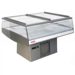 Arrow 100 - Önkiszolgáló zárt hűtősziget