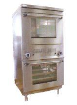 GS-02 - Gázüzemű statikus sütő
