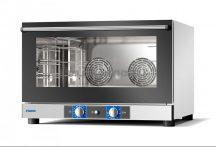 PF7504 | Caboto manuális konvekciós sütő párásítóval és grill funkcióval